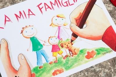 Anche la scuola del fumetto di Milano… Alimenta l'amore!