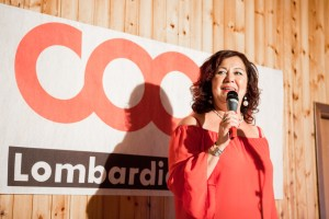 Consegna Legality Award e cena con Lucia Giorgi in Masseria