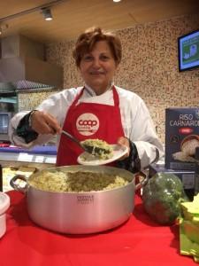 Cucina per passione alla Festa del Socio