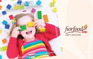 Fiorkids da Fiorfood apprendiamo costruendo con i Lego