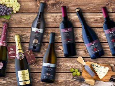 Sono arrivati i vini Fiorfiore Coop