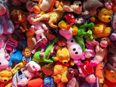 Dona un giocattolo e accendi un sorriso