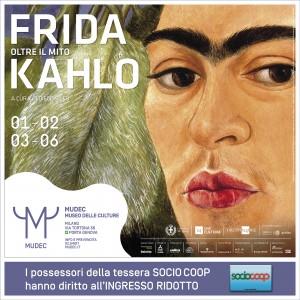 Frida Kahlo al Mudec oltre il mito