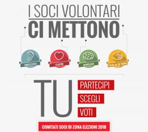 Scopri tutti i candidati Soci Volontari