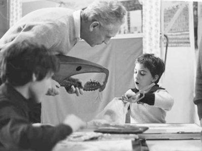 A Cremona la Scuola di Mario Lodi