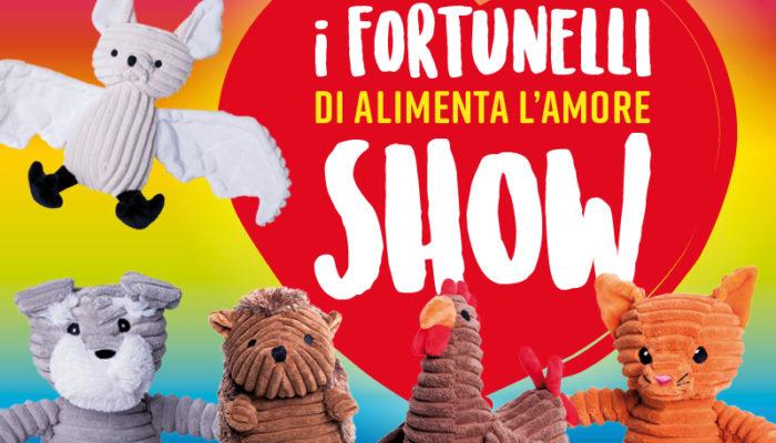 Fortunelli Show: colleziona l'amore!