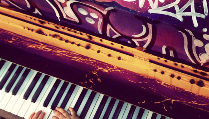 SI DO Recycle: tra musica e riciclo a Piano City Milano 2018