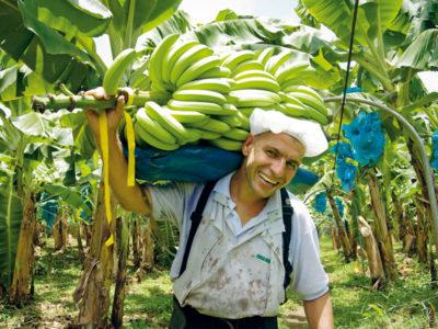 Acquista le banane Fairtrade e contribuisci al cambiamento