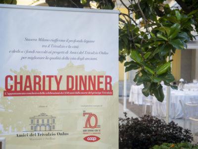 Cena di beneficenza al Pio Albergo Trivulzio con lo chef Davide Oldani