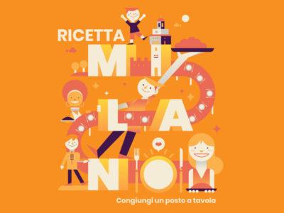 Ricetta Milano: congiungi un posto a tavola