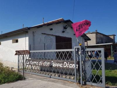 Il primo Campo Libero nella cooperativa Le Terre di Don Peppe Diana
