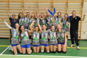 A scuola di pallavolo con la Volley Bergamo Zanetti