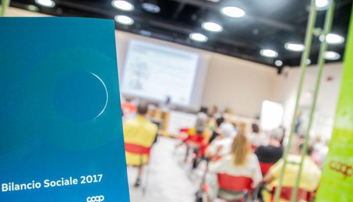 Coop Lombardia presenta il Bilancio Sociale 2017