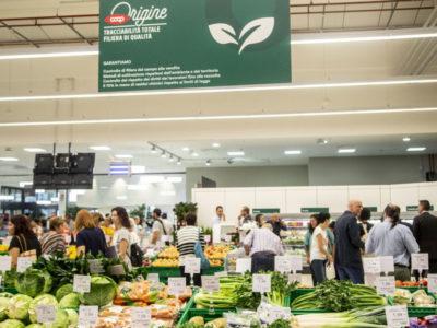Nuova apertura il Supermercato Coop a Parabiago