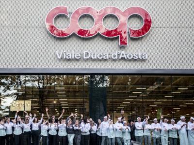 Nuova apertura il Supermercato Coop di Busto Arsizio