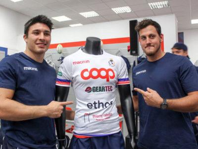 Rugby Parabiago svelata la nuova maglia