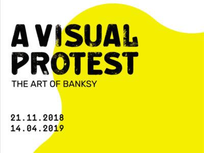 Al Mudec The Art of Banksy. A visual protest