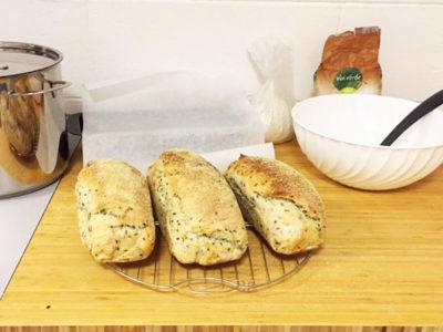Cucinare col cuore: grande successo per il corso di panificazione