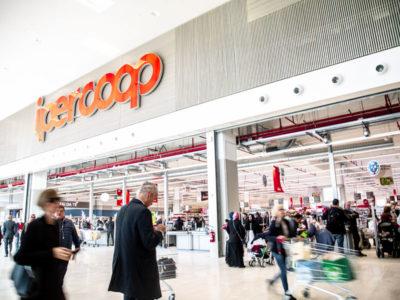Nuova apertura: l'Ipercoop di Brescia Nuovo Flaminia