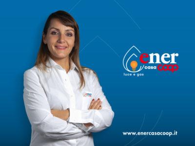 Con EnerCasa Coop oggi l'energia ha un volto