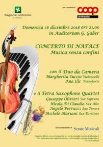 Concerto di Natale al Pirellone partecipa anche tu!