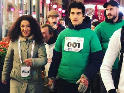 Le storie del volontariato passano dal cuore di Milano