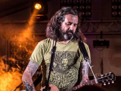 Omar Pedrini: l'angelo ribelle si racconta a Brescia