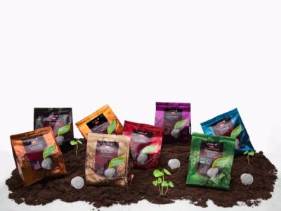 Le capsule Fiorfiore Coop ora sono compostabili!