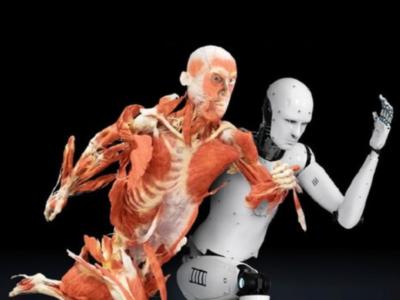 Nuova Real Bodies: oltre il corpo umano