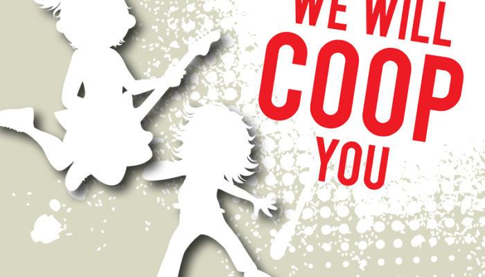 We will Coop you: scopri la musica dentro di te!