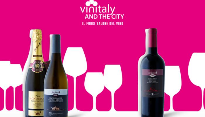A Vinitaly and The City Coop presenta i vini Fiorfiore
