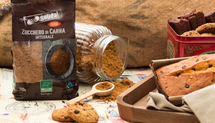 Prodotti Coop: lo zucchero Solidal naturale e solidale