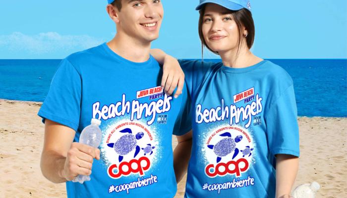 Coop al Jova Beach Party 2019 per il rispetto dell'ambiente