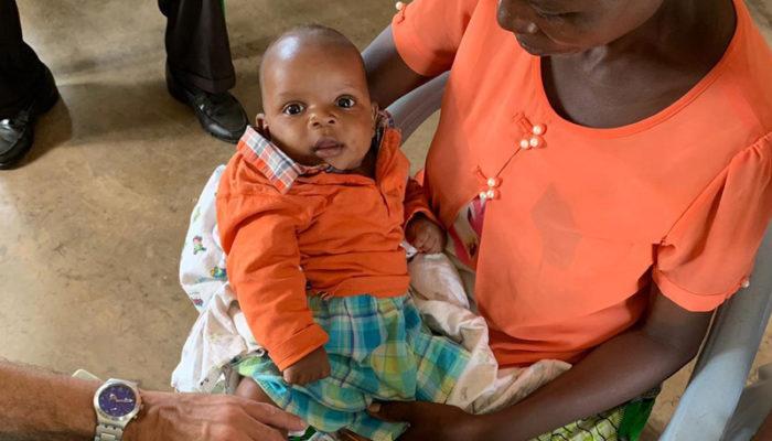 I nostri Fortunelli sono volati in Congo per donare sorrisi