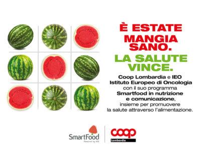 Smartfood: alimentazione e stile di vita sani anche in estate