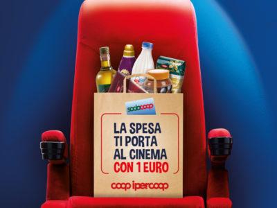 Uno spettacolo di spesa: 40.000 biglietti per il cinema