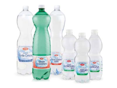 Arriva nei negozi la nuova eco-bottiglia di Acqua Coop