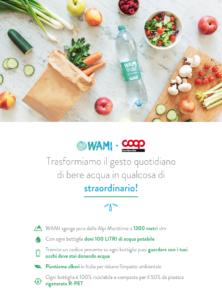 WAMI: l'acqua con una missione solidale e ambientale
