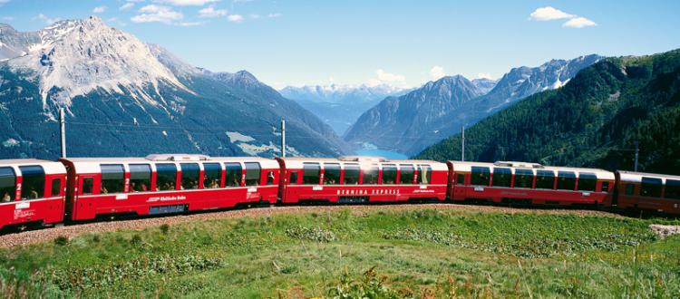 Convenzioni per i Soci Coop: il Bernina Express