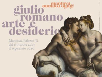 A Mantova la mostra Arte e desiderio, dedicata a Giulio Romano