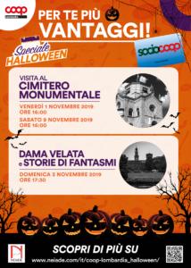 Convenzioni per i Soci Coop speciale Halloween