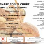 Cucinare col cuore 2019 - La panificazione - Sesto San Giovanni