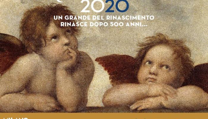 Raffaello 2020 al Museo della Permanente di Milano