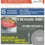 Smartfood seminario di approfondimento – Il Ricettario Smart