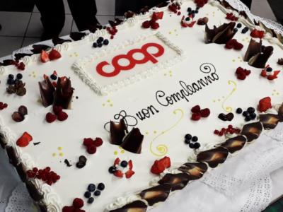 Buon Compleanno a noi festeggiamo i nostri supermercati!