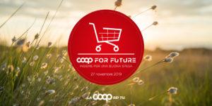Coop for Future da 13 anni investiamo in sostenibilità