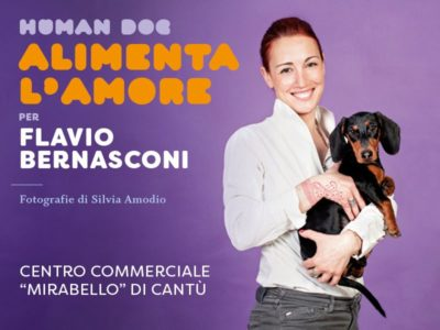 Human Dog arriva a Cantù in onore di Flavio Bernasconi