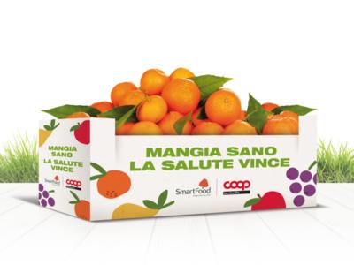 Mangia sano la salute vince con le clementine e la frutta secca