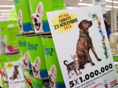 Pet Day 2019 28mila i pasti generati nei nostri negozi