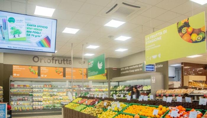 Treviglio Foro Boario il nuovo supermercato di prossimità